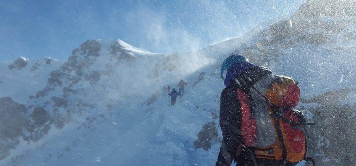 Лидеры взбираются на свой Эверест